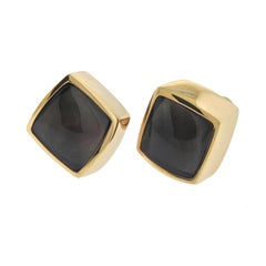 Vhernier Mother-of-Pearl Gold Cufflinks