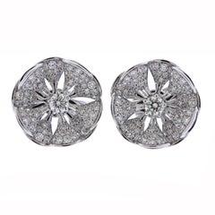 Bulgari Diva's Dream Diamond Gold Earrings