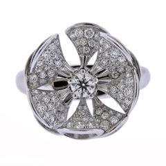 Bulgari Diva's Dream Diamond Gold Ring