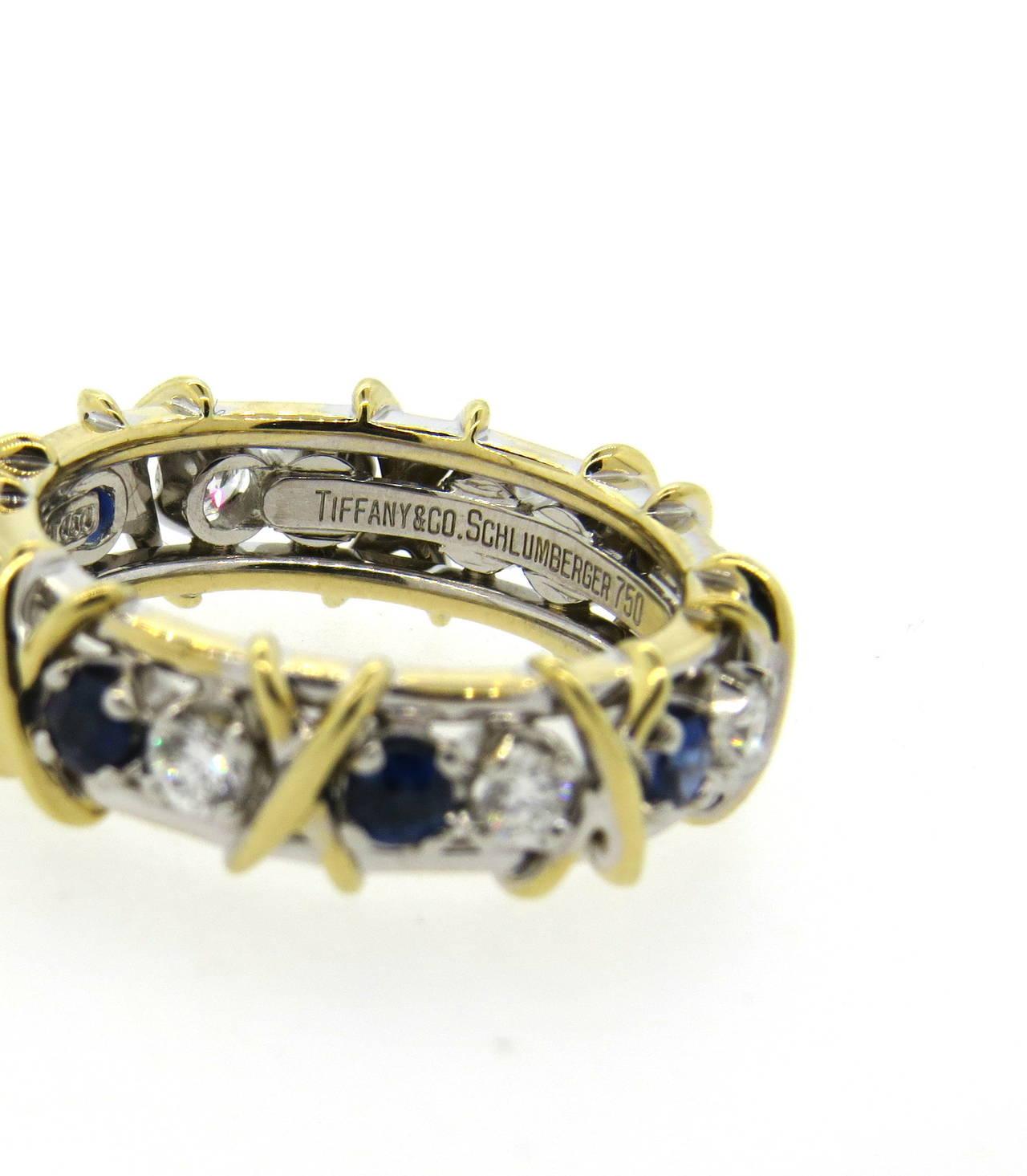 Tiffany Co Sapphire Rings