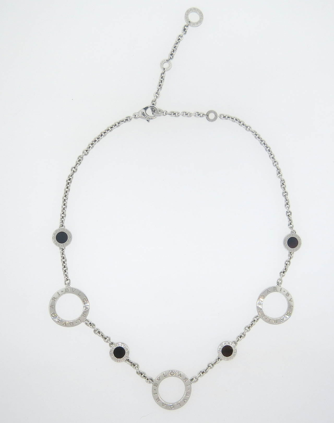 onyx daphne necklace products asha blooms black