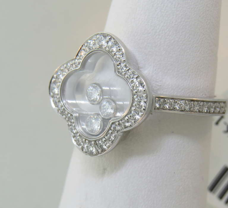 bands two kira wide white tdn wedding a modern irish design rings gold tone celtic stores shamrock clover