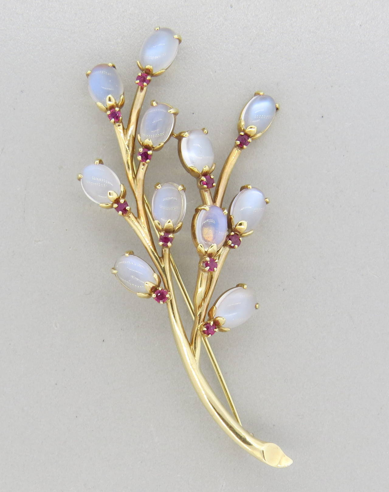 find stone gemstones jewellery brooch img by victorian moonstone and starburst diamond