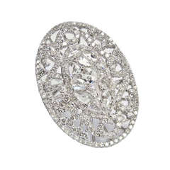 Extravagant Diamond Ring