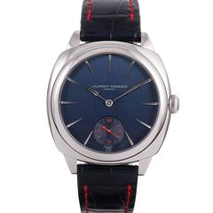 "Laurent Ferrier Stainless Steel  ""Motorsport Edition"" Galet Square #1 of 5 Watch"