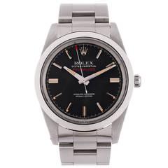 Rolex Stainless Steel Milgauss All Original Ref 1019