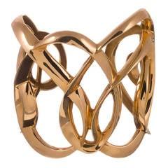 Tiffany & Co. Colossal Mid-Century Cuff Bracelet