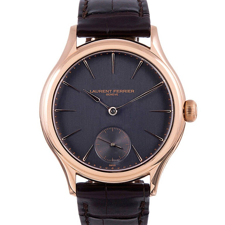 laurent ferrier gold galet classic micro rotor