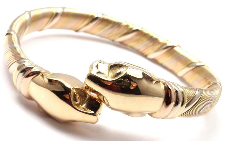set gold color tri bangle p knot jcpenney bangles bracelet