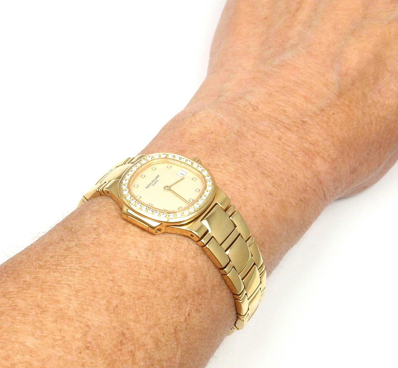 patek philippe calatrava white gold bracelet