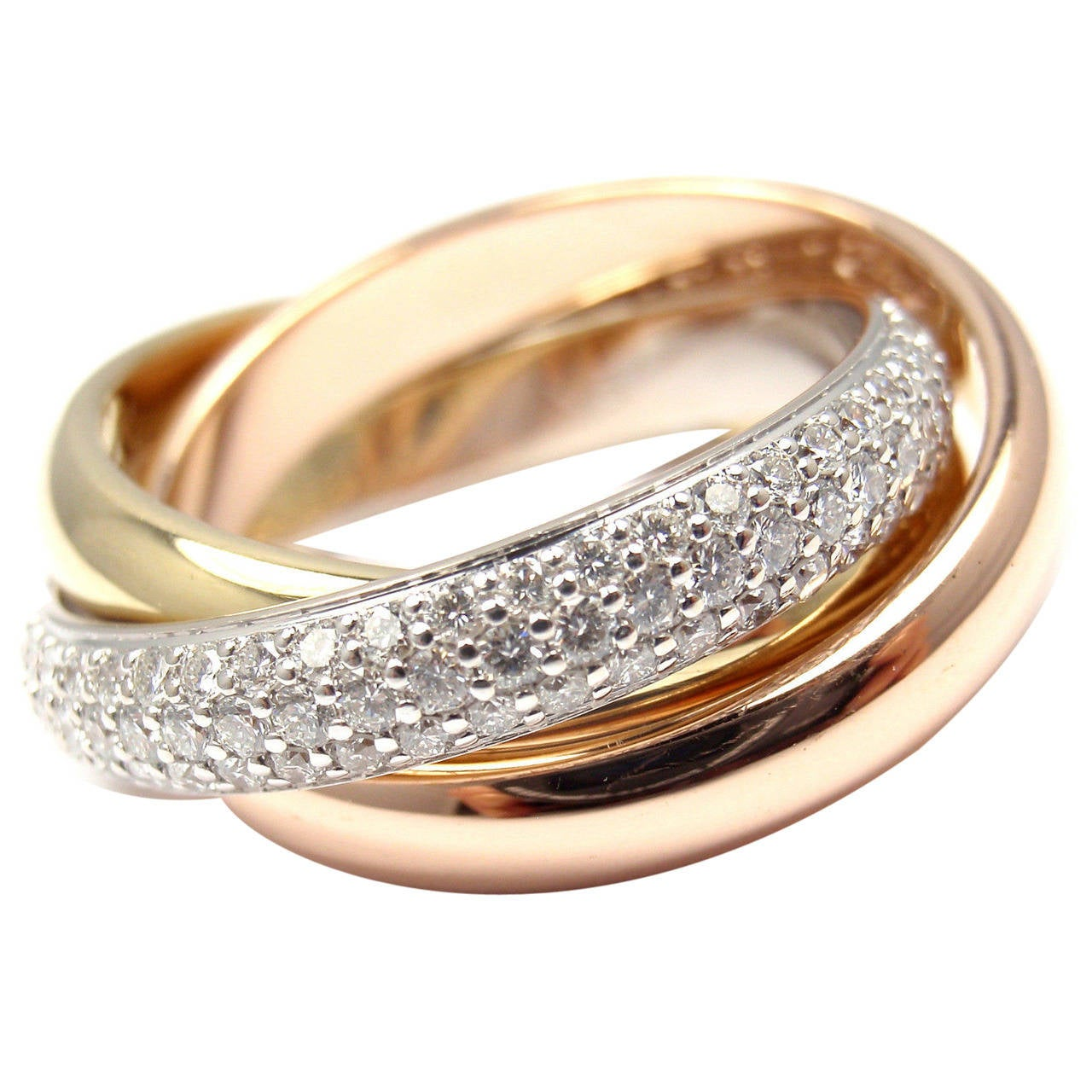 gold solid ring rings fit comfort itm menwomen band yellow ebay wedding