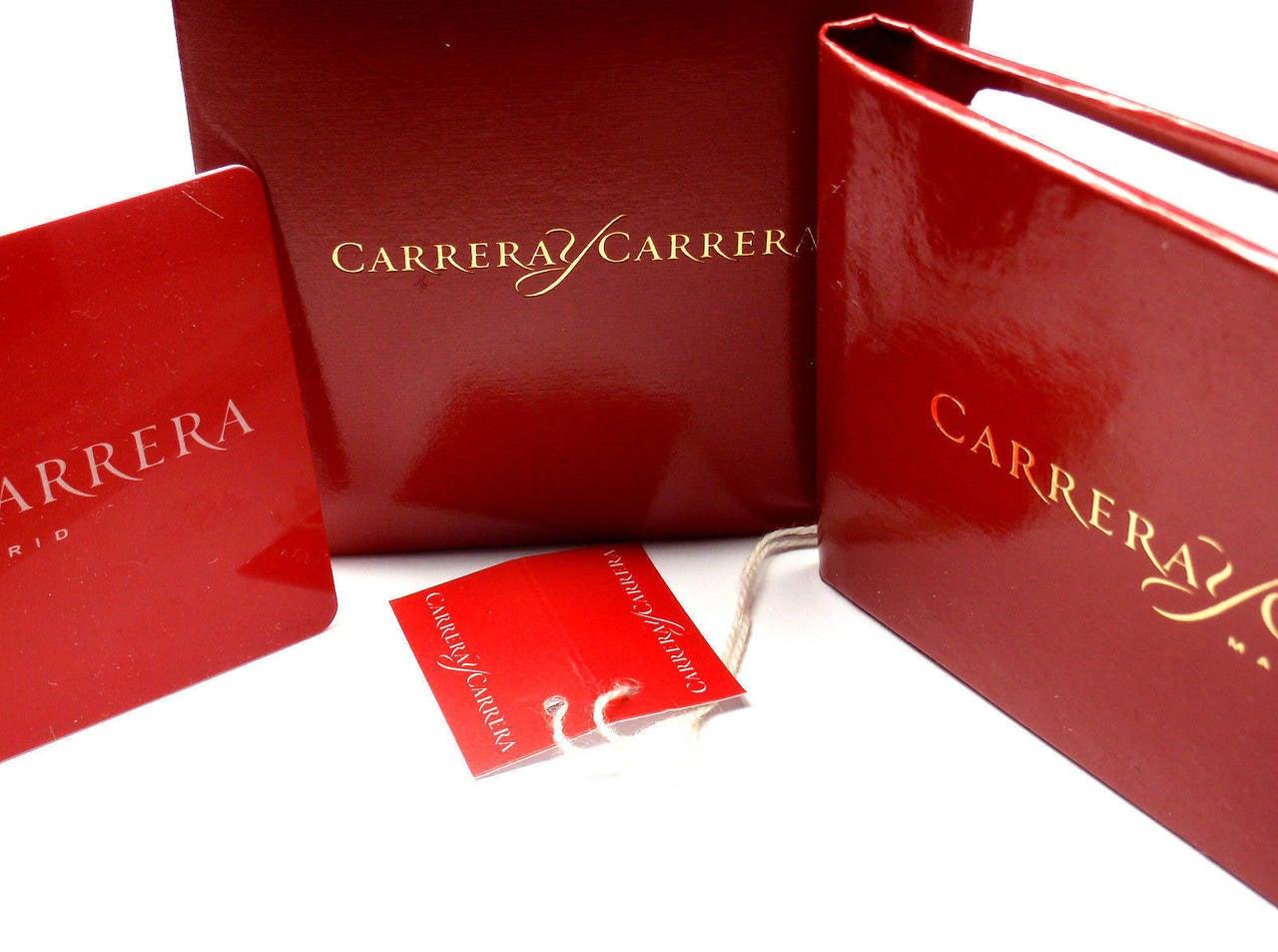 Carrera Y Carrera Afrodita Diamond Gold Necklace For Sale 2