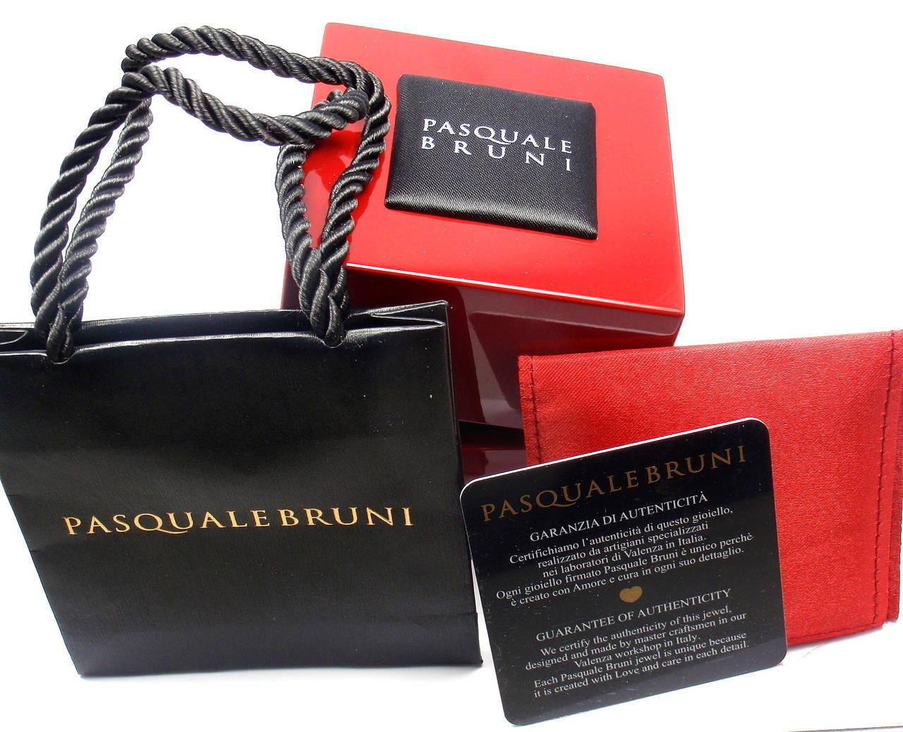 Pasquale Bruni IL PECCATO Diamond Snake White Gold Ring For Sale 5