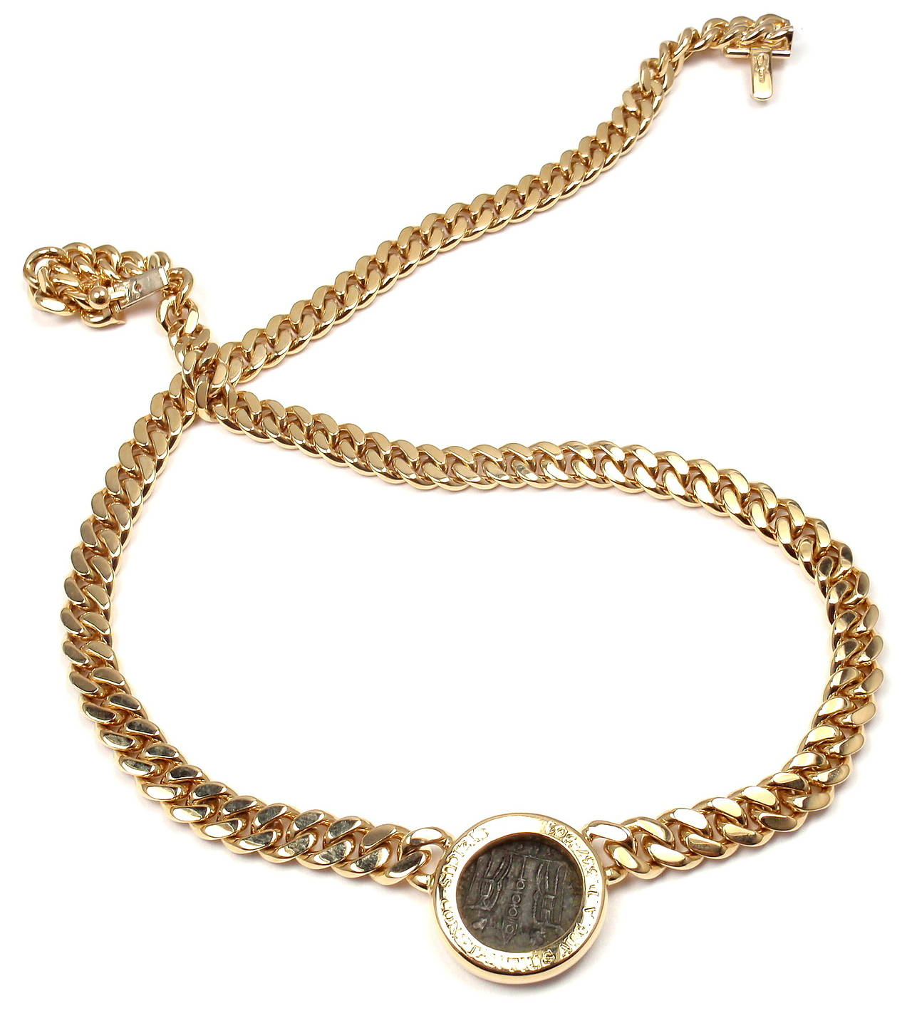 drop at necklaces jewelry roman j necklace for coin diamond sale id bulgari gold