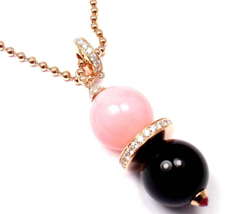 Onyx Pink Opal