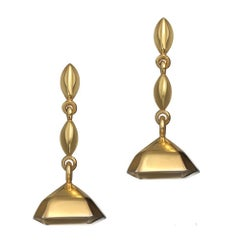 TPL Vermeil Drop Earrings
