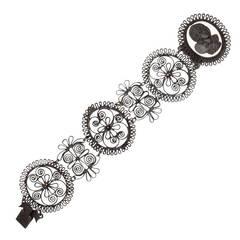 Wondrous Georgian Berlin Iron Bracelet