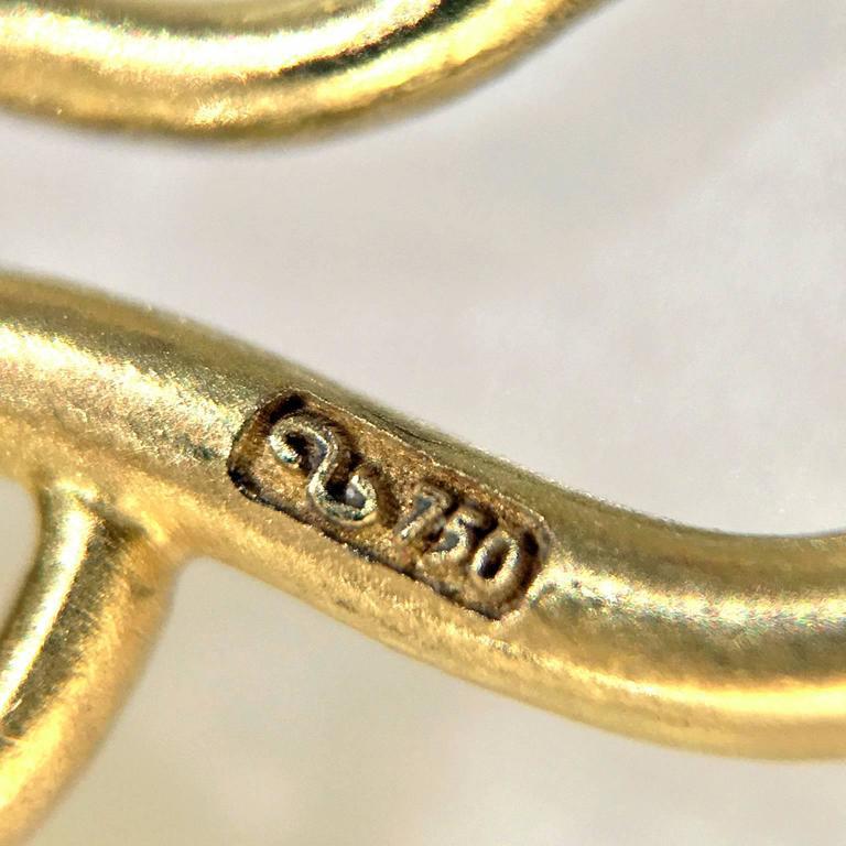 Women's or Men's Antonio Bernardo Moonstone Labradorite Spinel Pearl Matte Gold Mix Bracelet For Sale