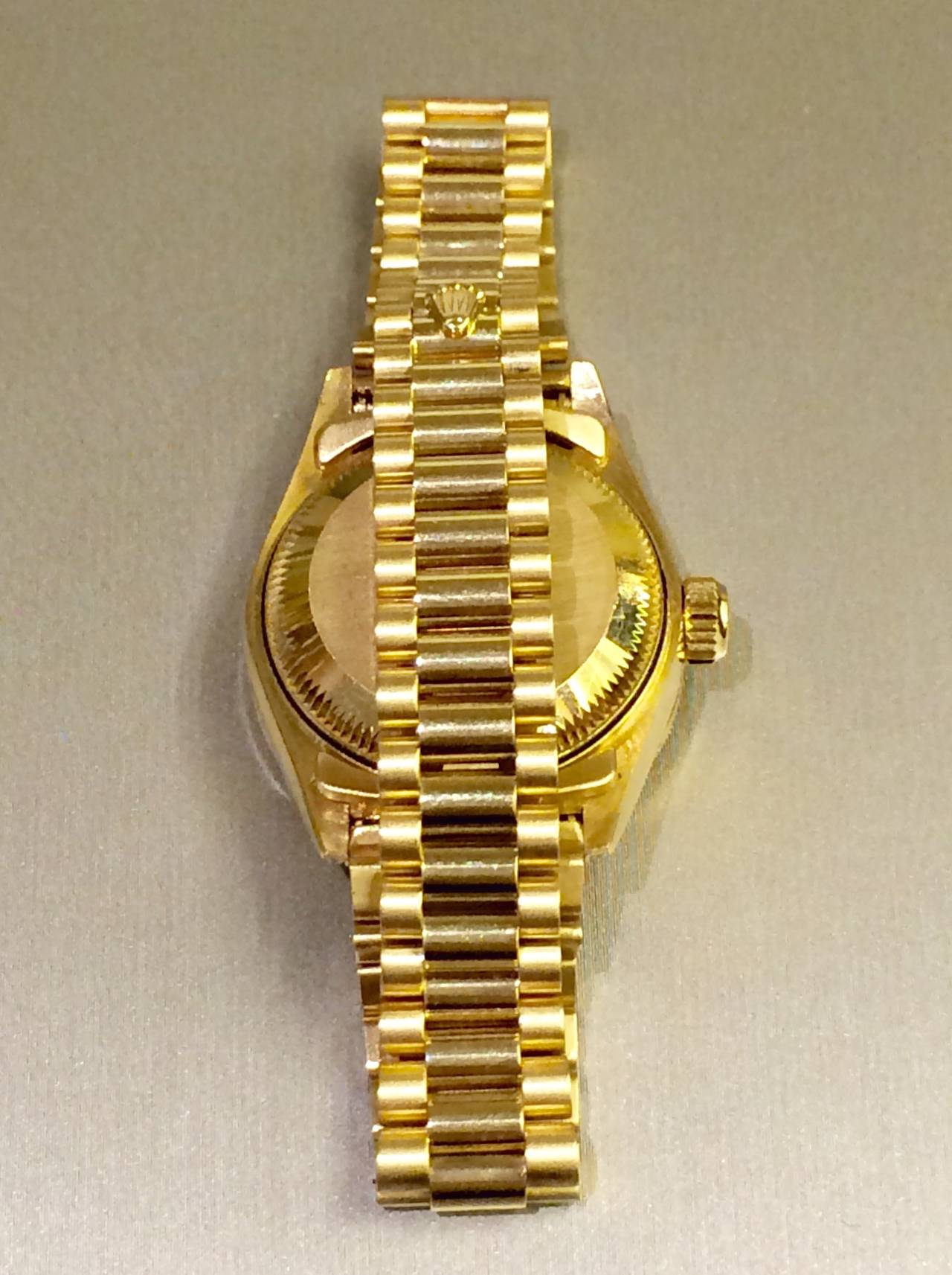 Oyster Datejust President