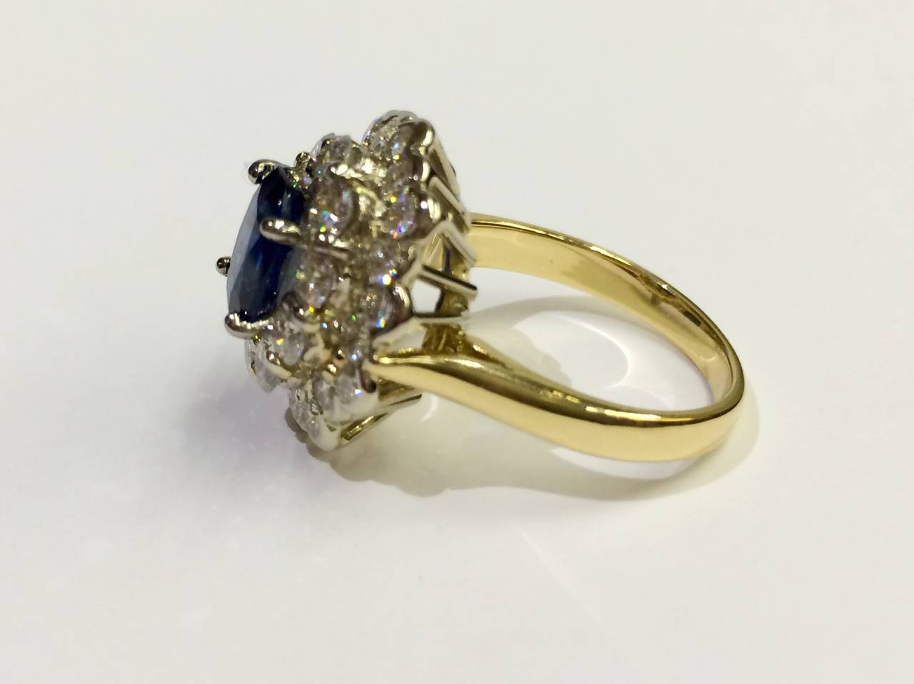 1 Carat Diamond Ring on Finger Hand 2 Ct Size Comparison 12 15 3 05 Price Engagement Rings Buy