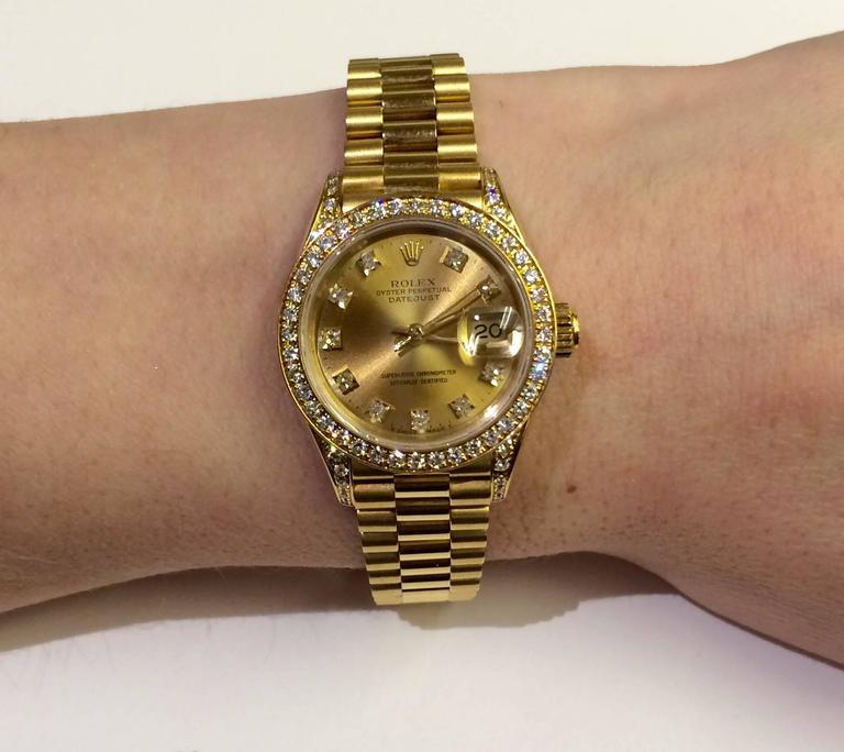 Datejust Rolex