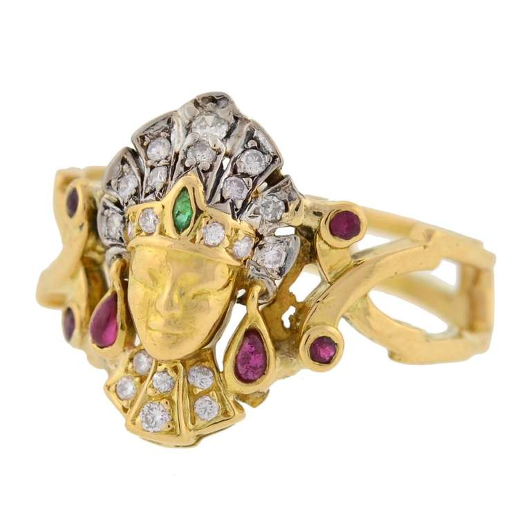 egyptian jewelry rings - photo #19