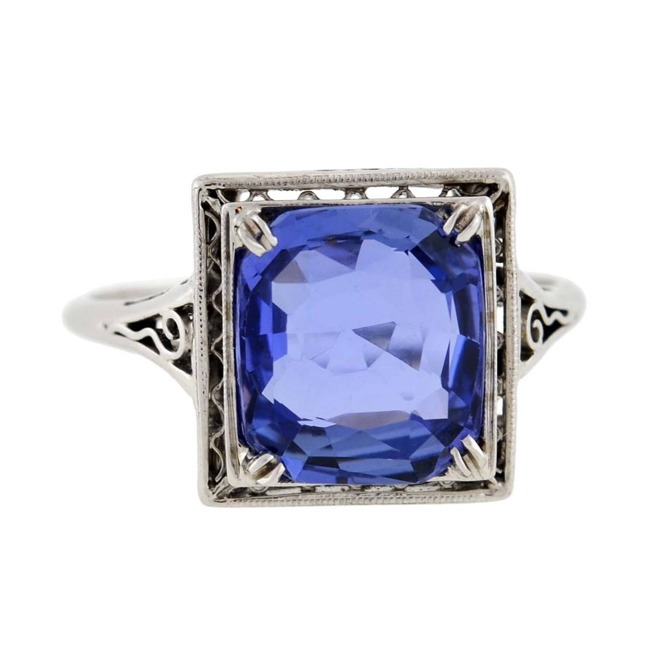 no vs diamonds gia natural blue unheated products heat g ring vivid sapphire