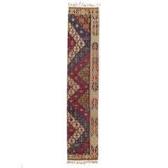 Antique Kilim Panel Rug