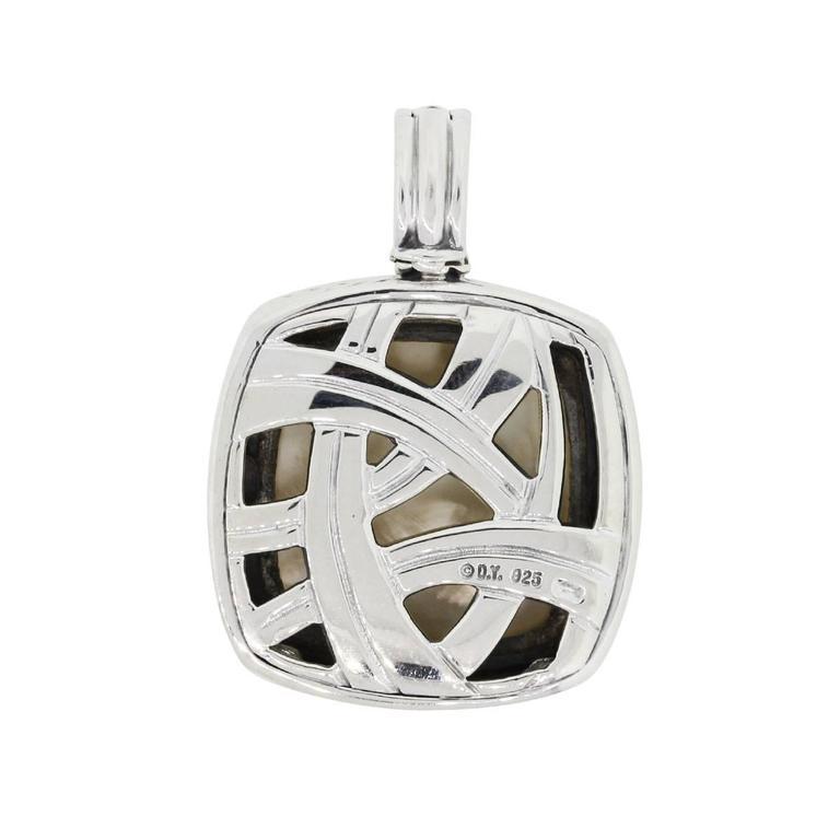 david yurman albion diamond sterling silver enhancer 2