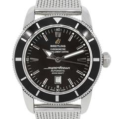 Breitling Stainless Steel Superocean Heritage Automatic Wristwatch