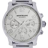 Mont Blanc Stainless Steel Timewalker Chronograph Automatic Wristwatch