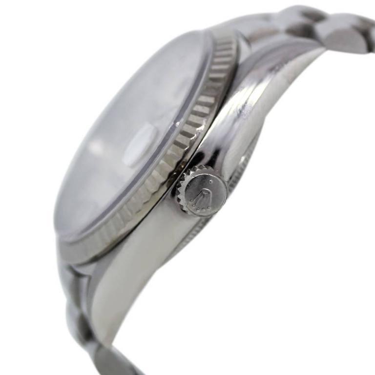 Rolex Platinum Presidential Day-Date Ens Wristwatch Ref 18206  3