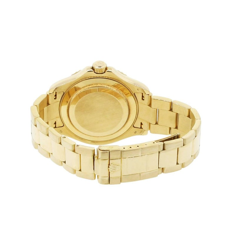 Rolex Yachtmaster Automatic Wristwatch Ref 16628 3