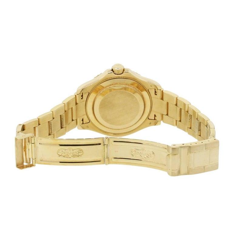 Rolex Yachtmaster Automatic Wristwatch Ref 16628 4