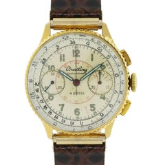 Breitling Chronomat Vintage Mechanical Wristwatch Ref 217012