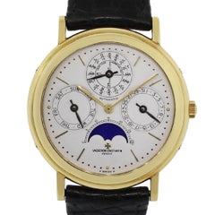 Vacheron Constantin Perpetual Calendar Automatic Wristwatch