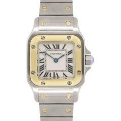 Cartier Santos Galbee Wristwatch Ref 1567