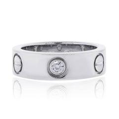 Cartier Diamond Love Ring