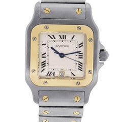 Cartier 187901 Santos Galbee Watch
