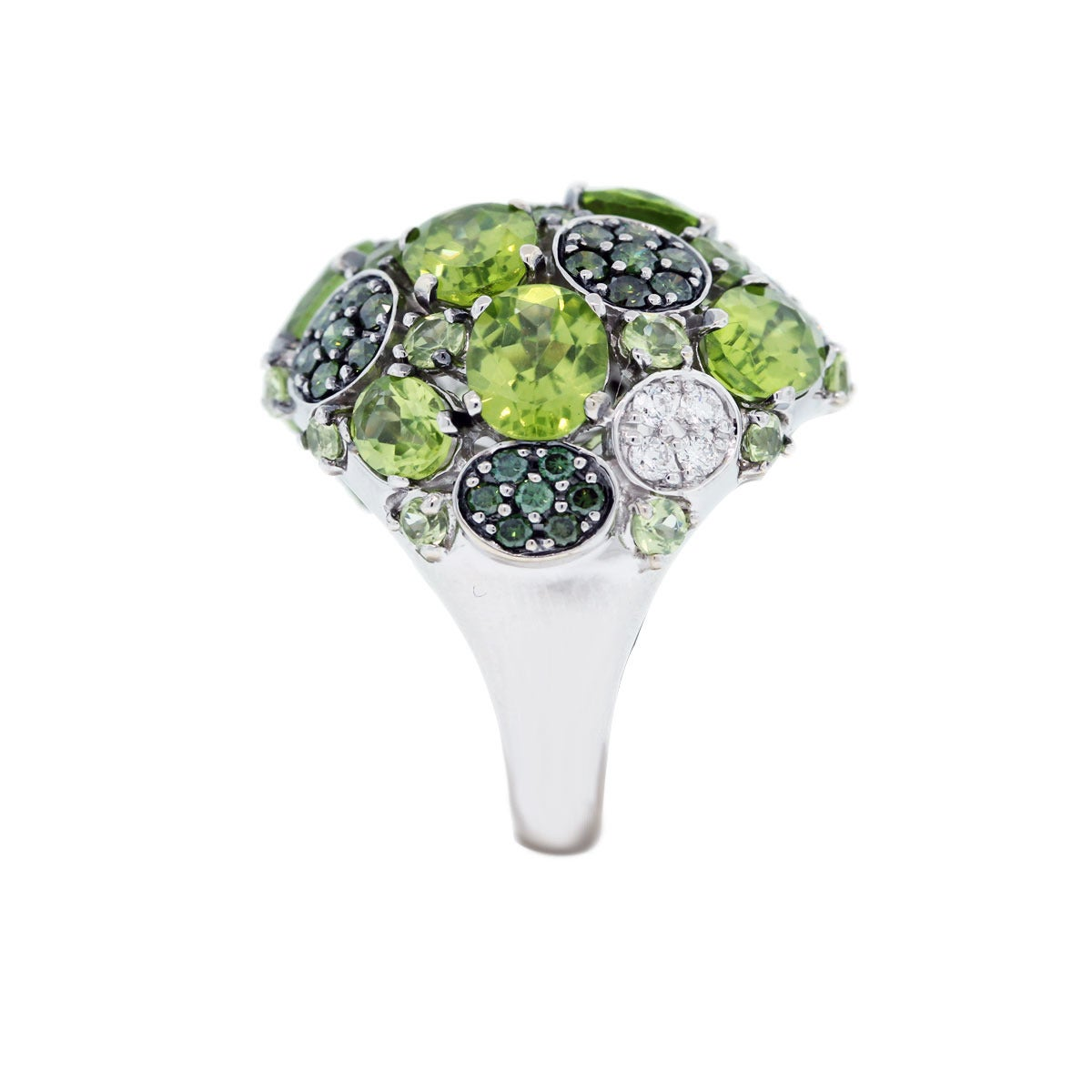 ring gold jewellers grahams diamonds and engagement rings a peridot image in