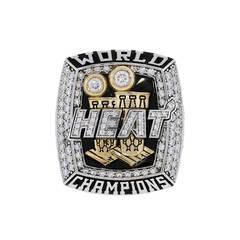 Miami Heat 2013 World Championship Onyx Gold Executive II Ring