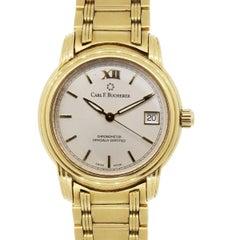 Carl F. Bucherer 2892-006 Archimedes Gents Wristwatch