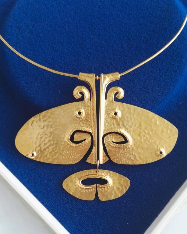 Artist 1862 333333Rare Pendant-Necklace