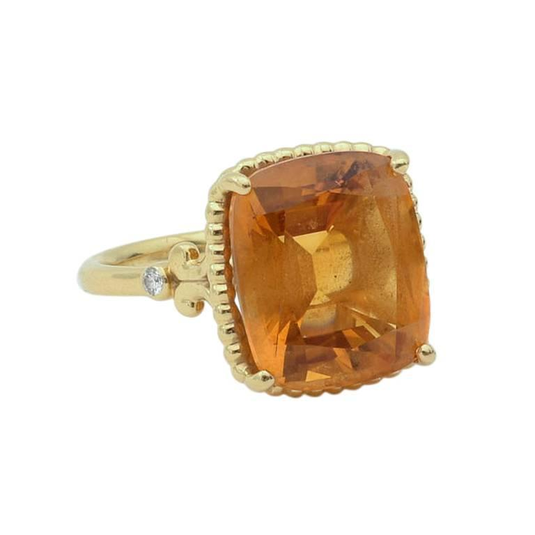 amethyst ring sapphire citrine stacking smith and gold product diamond pruden