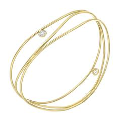 Tiffany & Co. Elsa Peretti Wave Bangle