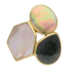 Ippolita Three-Stone Candy Ring