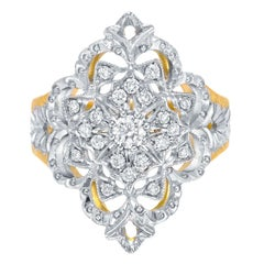 Diamond Ring 0.41 Carats
