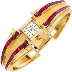 Cartier Retro Bracelet Watch