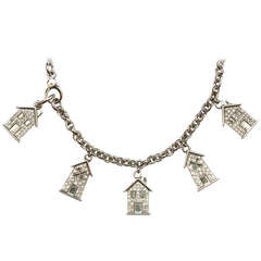 Pomellato Charm Bracelet and Necklace