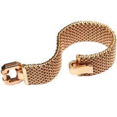 1940s Italian Gold Bracelet